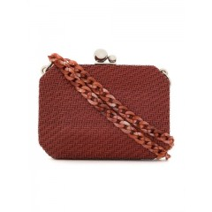 Isla textured mini bag ROUGE Artificial Leather 100% BF241
