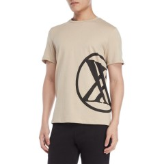 double x london Lev Tee Nude Black 8502-5698