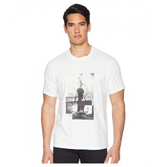 IRDMLJU The Kooples No Laws No Rules Graphic T-Shirt White 9079538